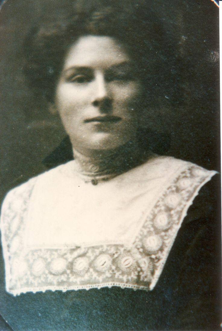 Vera Rigby Osborn #familyhistory