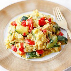 Risotto z kurczakiem i warzywami | Kwestia Smaku