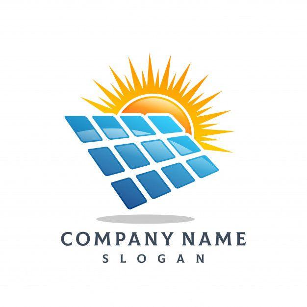 Solar Panel Logo Solar Logo Energy Logo Energy Logo Design
