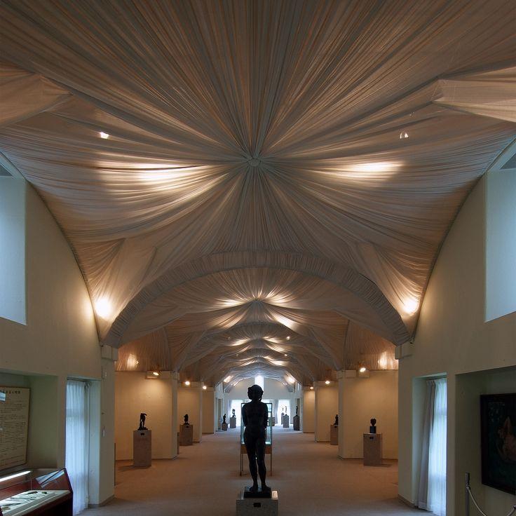 Yatsugatake Museum of Art, Hara Villege History Folk Customs Data Hall: Togo Murano