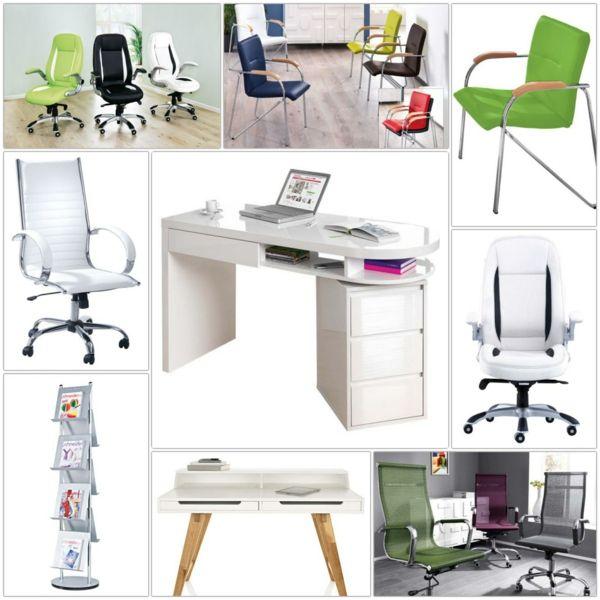 Büroeinrichtung: schön und praktisch darf es sein | Büro - Büromöbel ...