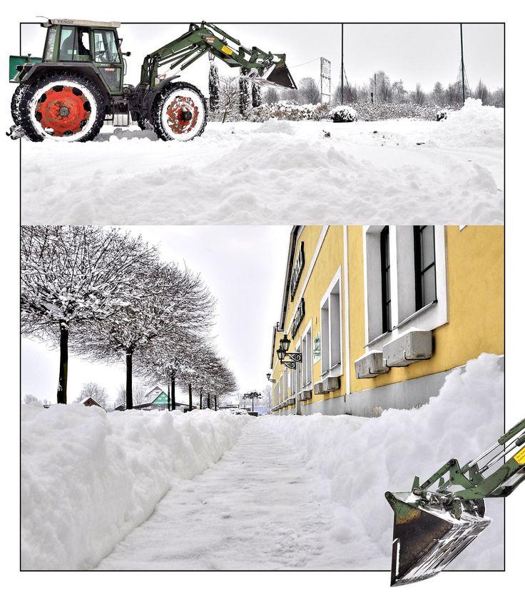 Zapadli jsme - šéf nařídil vyhrabat - jsme volní ;-) Děkujeme. Na sníh jsme však nezanevřeli a radujeme se z něho - vždyť je zima a k té sníh patří.