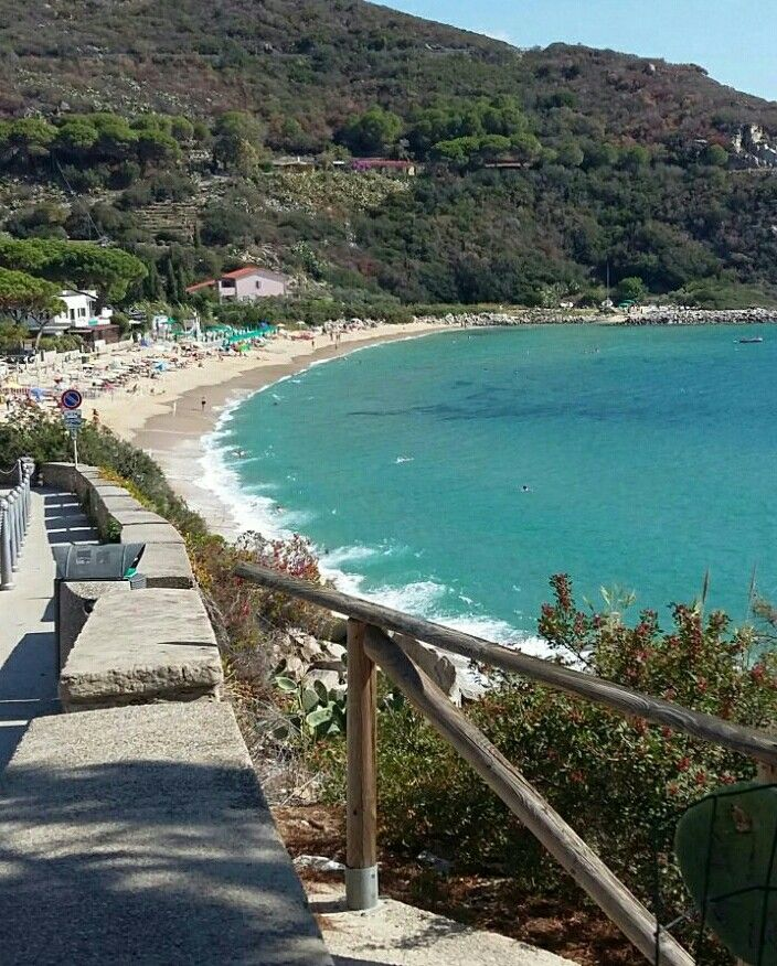 Isola d'Elba ( Cavoli ) Spiagge, Isola d'elba, Toscana