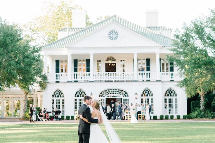Abby & Will's historic Lowndes Grove Plantation Wedding in Charleston, SC | Photo by Aaron & Jillian | May Wedding Inspiration