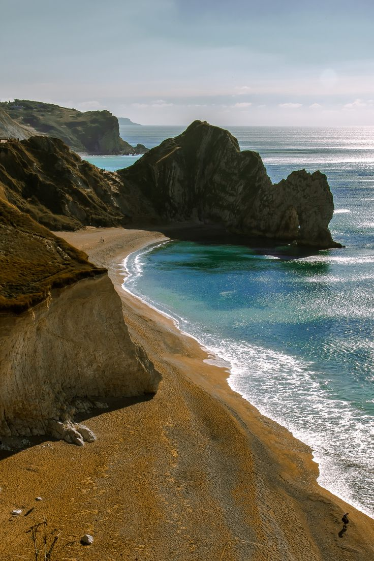 The Jurassic Coast ~ A World Heritage Site on the English Channel coast of southern England.