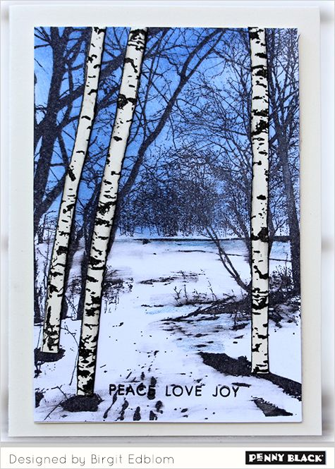 Introducing Penny Black's newest collection of holiday stamps and dies! Enter…