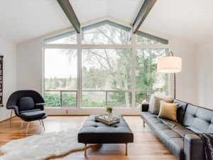 VISTA HILLS MID-CENTURY ~ PASSING THE TORCH | Living Room Realty | Portland Real Estate