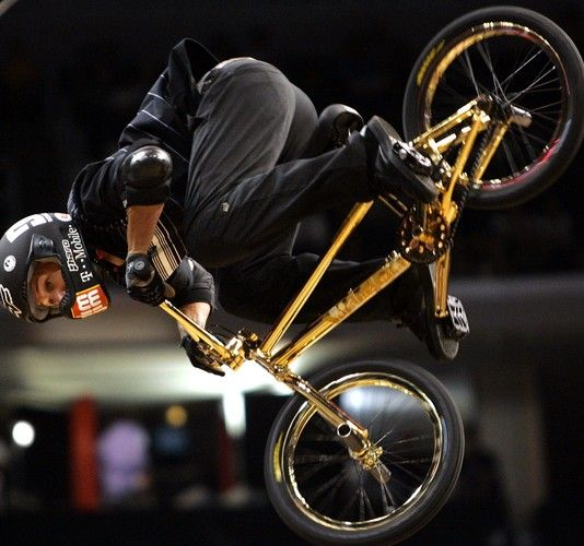 Rest In Peace Dave Mirra - The Come Up BMX