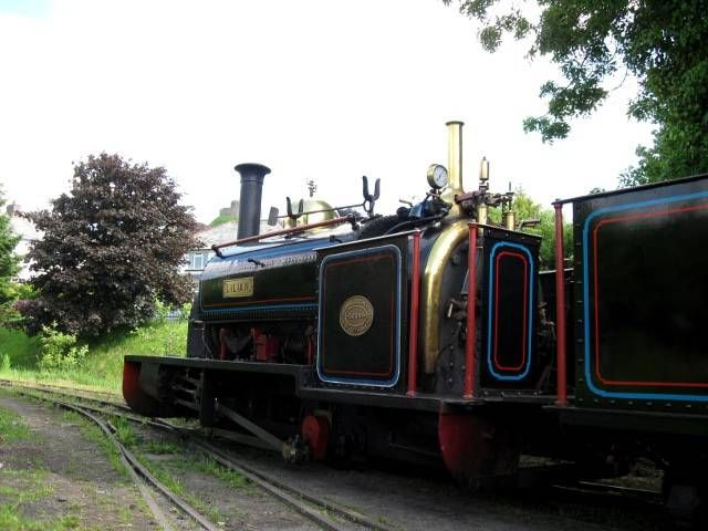 Launceston Steam Railway : Gallery - Launceston Station