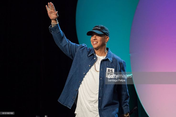 Daddy Yankee attends the 5th Annual Festival People en Espanol at The Jacob K. Javits Convention Center on October 16, 2016 in New York City.