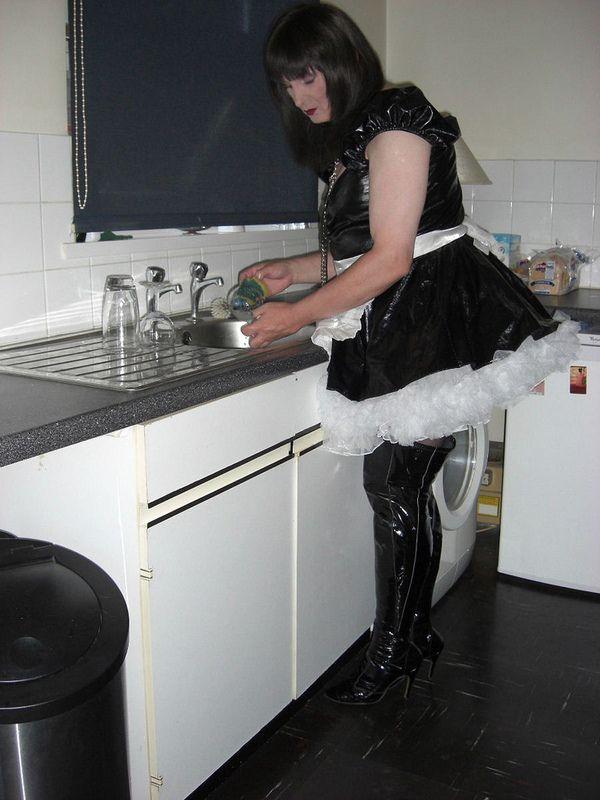248 best crossdresser maids at work images on pinterest
