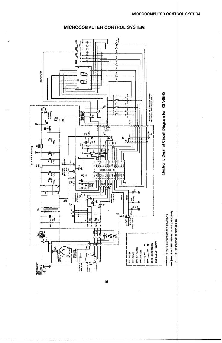 New Wiring Diagram Ac Sharp Inverter #diagram #