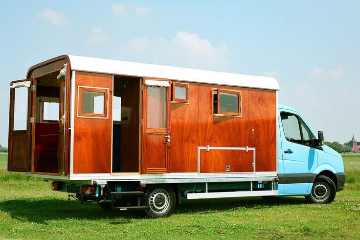 Tonke Campers | Traveling in retro design |