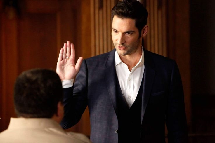 """""""Lucifer Takes the stand TOMORROW. It's an episode you won't  want to miss. """"
