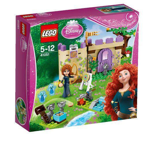 Lego Disney Princesse – 41051 – Jeu De Construction – Le Tournoi De Tir À L'arc De Mérida | Your #1 Source for Toys and Games