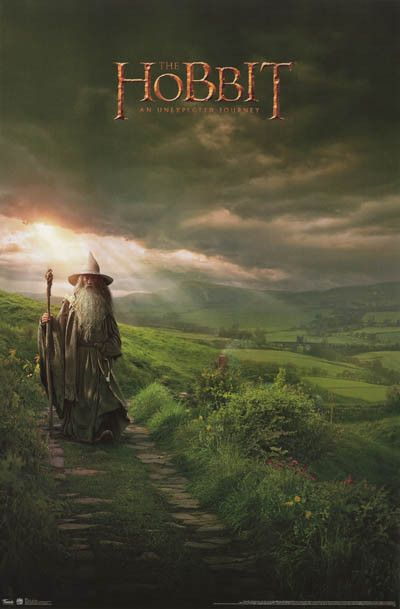 A great poster of Gandalf the Grey from the film The Hobbit: An Unexpected Journey! Fully licensed. Ships fast. 22x34 inches. Check out the rest of our amazing selection of Lord of the Rings posters!