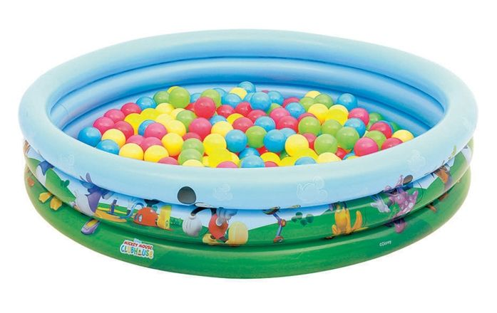Disney Musse Pigg Pool med Bollar