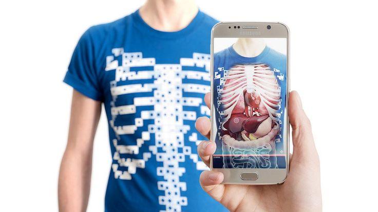 Virtuali-T usa realidade aumentada para mudar a maneira de ensinar Biologia - http://www.showmetech.com.br/virtuali-t-usa-realidade-aumentada-para-mudar-a-maneira-de-ensinar-biologia/