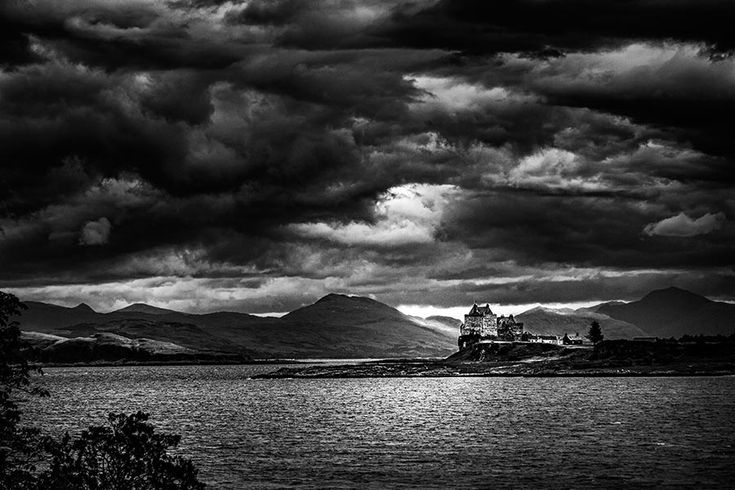 Dark Skies Over Mull