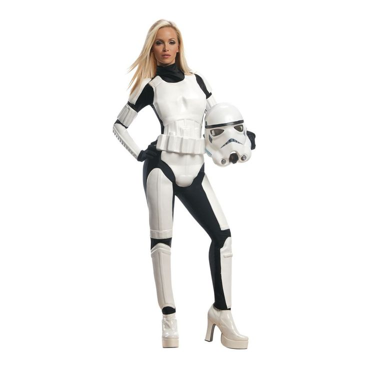 Adult Stormtrooper Costume for Women - Extra Small