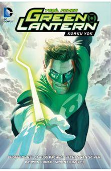 Yeşil Fener / Green Lantern Cilt 3 : Korku Yok