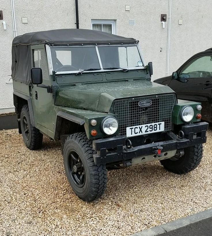 1000+ Ideas About Land Rover Series 3 On Pinterest