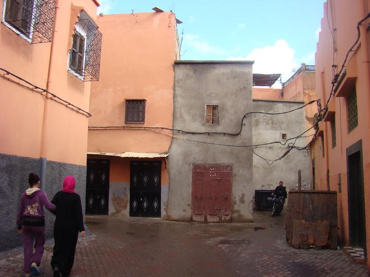 Marakesz, Maroko / Marrakech, Morocco