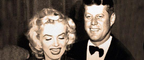 ジョン・F・ケネディとの不倫関係で世界を騒がせた