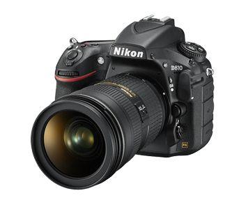 Nikon - DSLR - Professional - D810