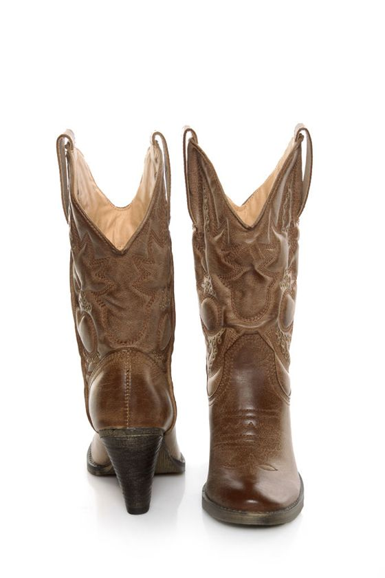4cc3c95c1f6 Very Volatile Denver Tan Embroidered Cowboy Boots | Boots | Boots ...