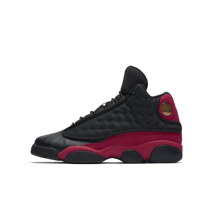Air Jordan 13 Retro Big Kids' Shoe, by Nike Size (Black) - Clearance Sale