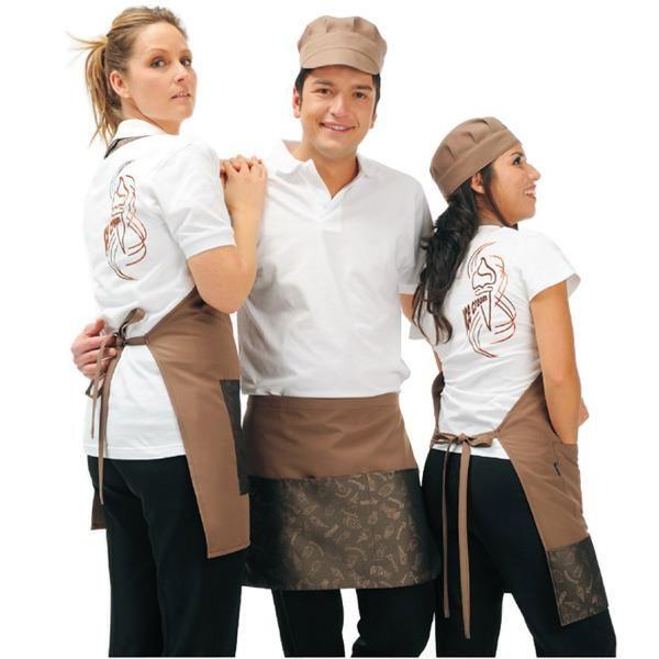 Uniforme za restoran Mais