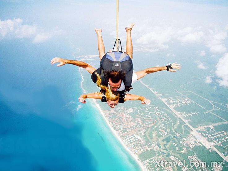 Los deportes extremos tambi n tienen su lugar privilegiado for Paracaidismo barcelona ofertas