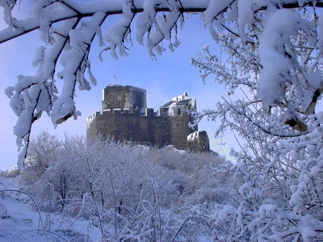 Castle of Hollókő #Hungary - UNESCO World Heritage Site