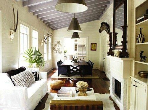 Best 25+ Wooden Beams Ceiling Ideas On Pinterest