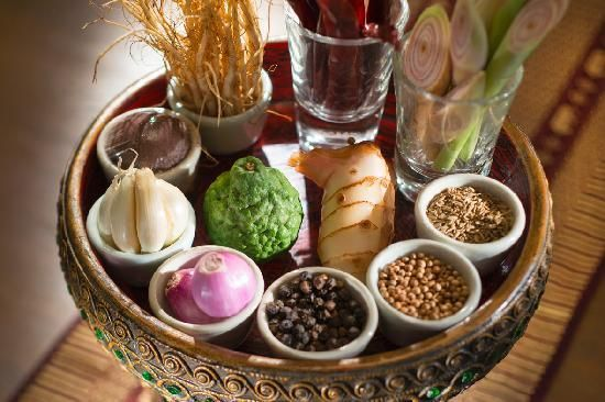 The Oriental Thai Cooking School at Mandarin Oriental