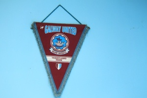 Galway United pennant  Follow Galway United at; http://galwayunitedfc.net