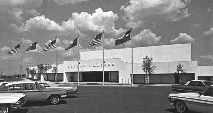 Neiman Marcus - Fort Worth, Camp Bowie Boulevard, Fort Worth, TX (1963-1977). Replaced at Ridgmar Mall in 1977.