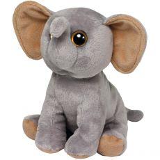 Ty Beanie Big Eyes Sahara olifant knuffel poppen & knuffels speelgoed - Vivolanda