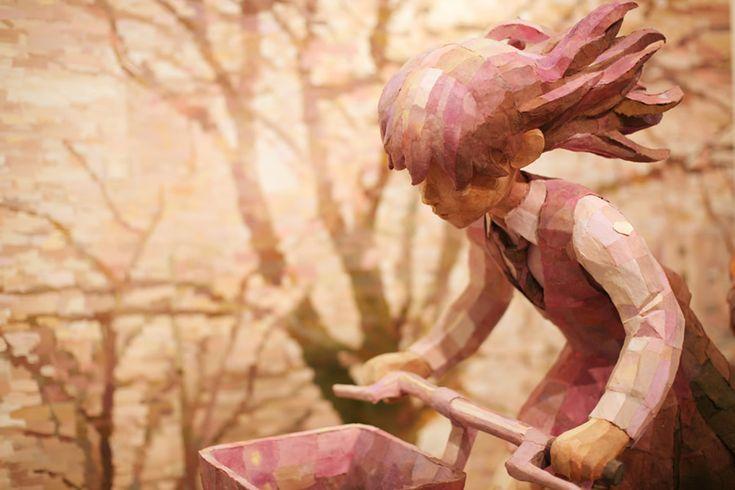 Mesmerizing Mixed Artworks by Shintaro Ohata