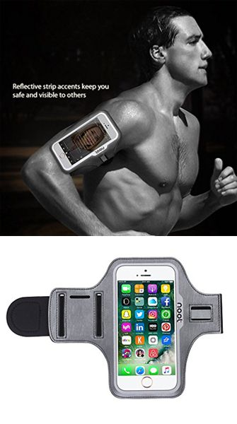 iPhone 7 Armband Case Cover - Noot Products Armband for Running Workout Exercise Housework Sports Activity - http://our-shopping-store.com/cellphones-and-accessories-products.asp