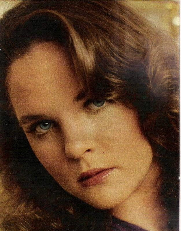 """a Portrait of Beautiful Melissa Sue Anderson of """"Little House on The Prairie"""""""