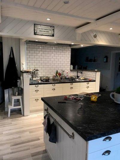 Küche Bild 1 Ferienhaus 2260 Blekinge - Schweden. Neues Haus in unserem Angebot.