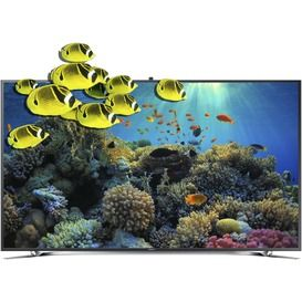 """Fancy a 3D Smart TV that has incredible features like Voice Control? Check out our full range here. Featured: Samsung 55"""" FHD LED LCD 100Hz 3D Smart TV"""