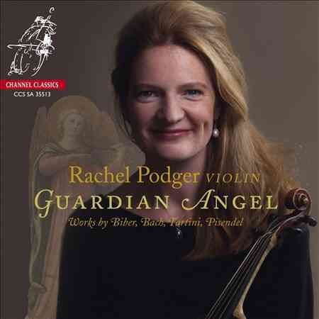 Rachel Podger - Bach: Guardian Angel