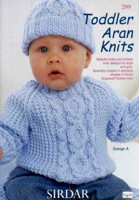 Free Aran Baby Sweater Knitting Patterns