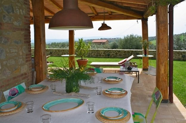 cpge3078 - STONE FARMHOUSE WITH SWIMMING POOL FOR SALE IN SCANSANO, MAREMMA - TUSCANY