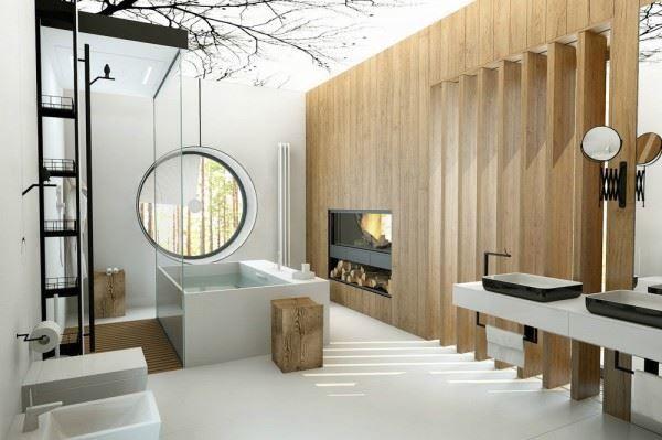 【JANELAS REDONDAS】Confira diversos modelos de Janelas redondas para vários ambientes, e aprenda a integrá-las na decoração. CONFIRA!!!