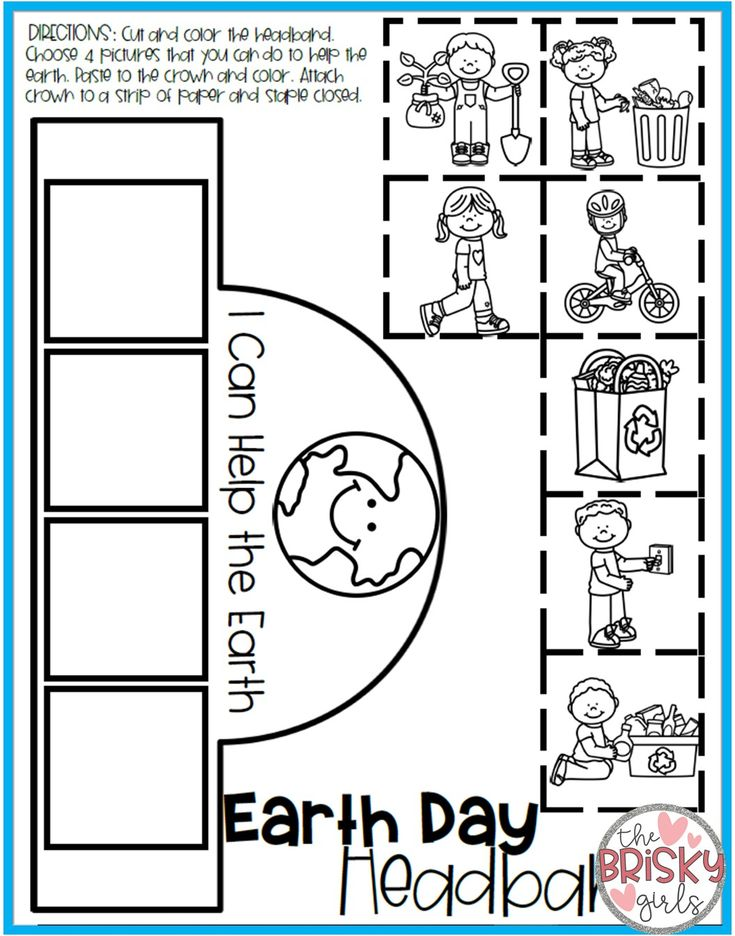 Earth Day Activities Earth Day Kindergarten Earth Day Worksheets Earth Day Activities Earth Day Projects Earth day activities for kindergarten