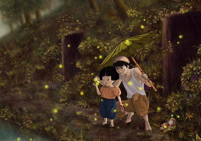 GKIDS to Release Studio Ghibli's Takahata Masterpiece 'Grave of the Fireflies'